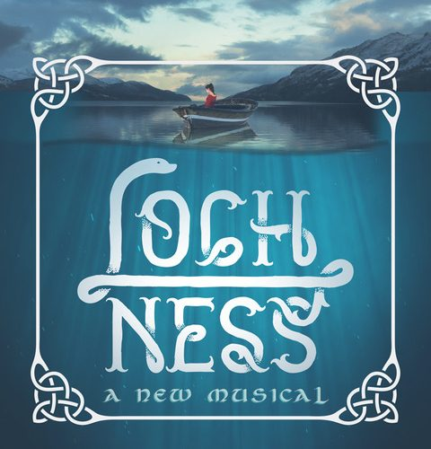 LOCH NESS set for New York Theatre Barn New Works Series